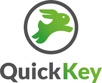 quick key logo